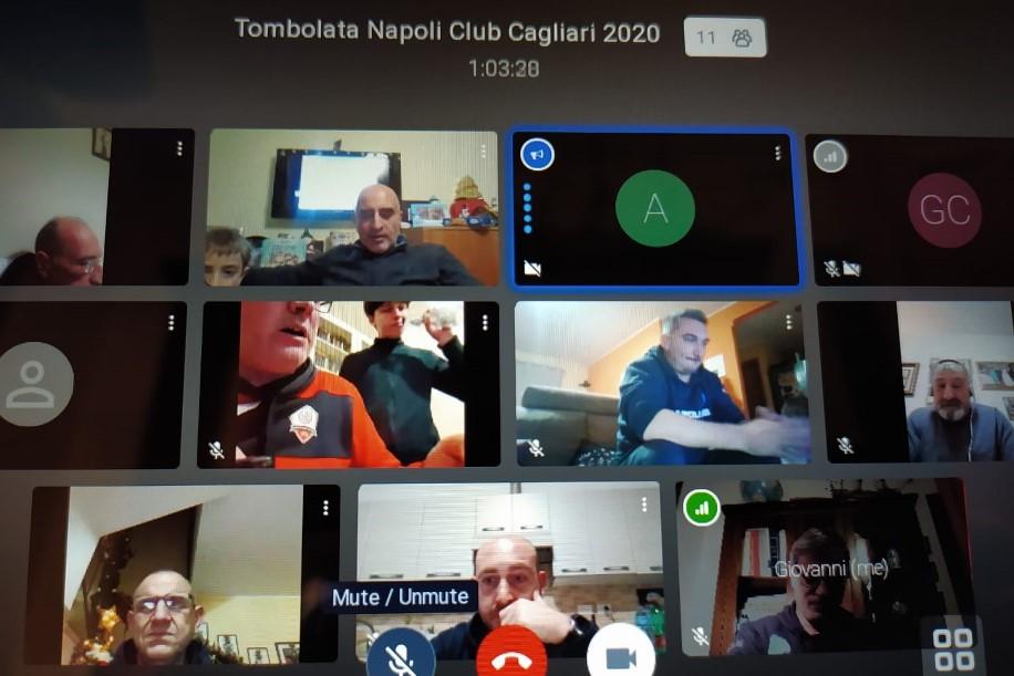 Napoli Club Cagliari