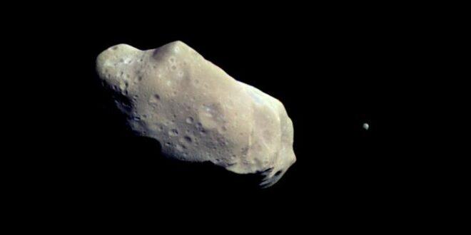 Pezzo di asteroide arriva sulla Terra e tutti ne vogliono un po'