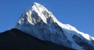 La stima ufficiale dell'altezza del monte Everest