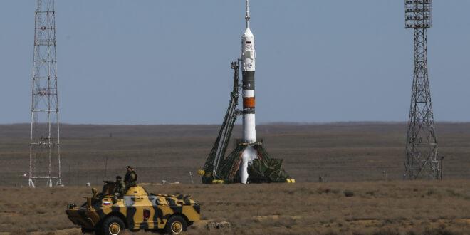 Lancio di prova del nuovo razzo orbitale russo Angara