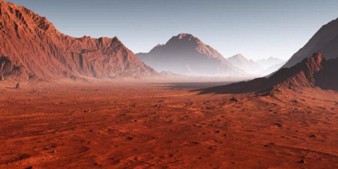 Polvere di Marte