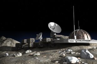 Batteri: possono aiutare nell'estrazione di minerale spaziale