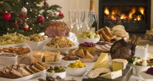 Crollo della spesa per il cenone di Natale