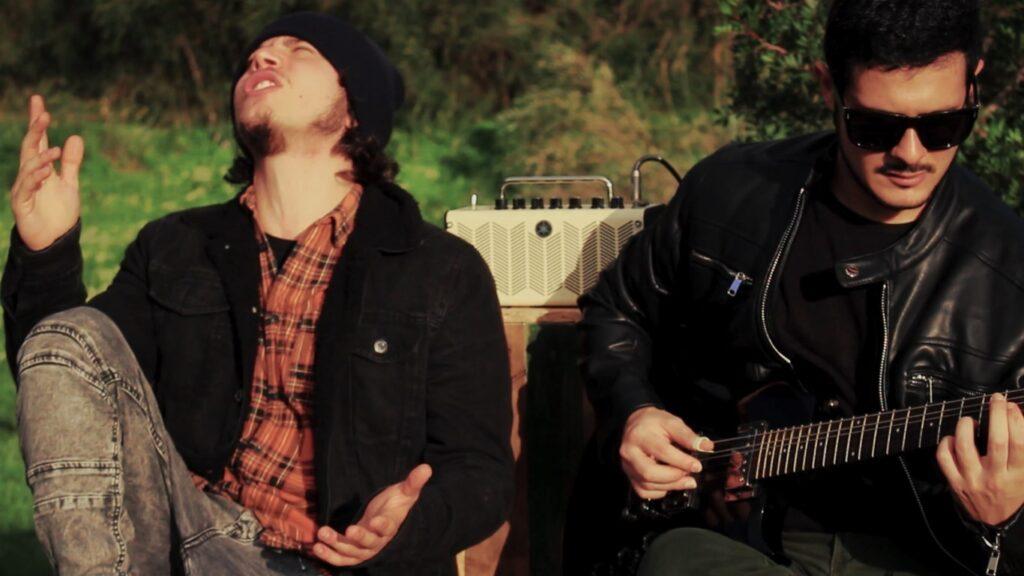 Polaroid - Joe D. & Nick M. - Frammento del videoclip del live