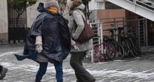 Freddo in Sardegna: temperature a picco dopo Natale