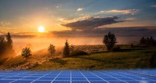 Immagazzinare energia solare durante estate per l'inverno