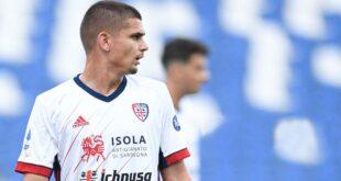Verona-Cagliari: primo gol rossoblù di Razvan Marin