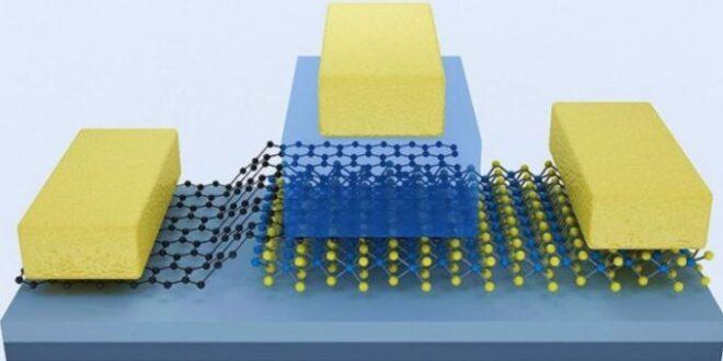 nuovo transistor bidimensionale