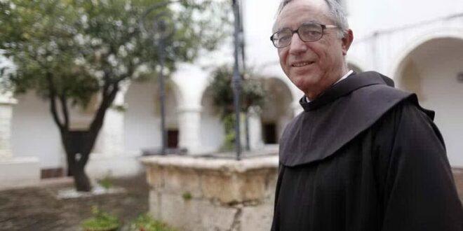 A padre Morittu onorificenza al Merito di Mattarella.