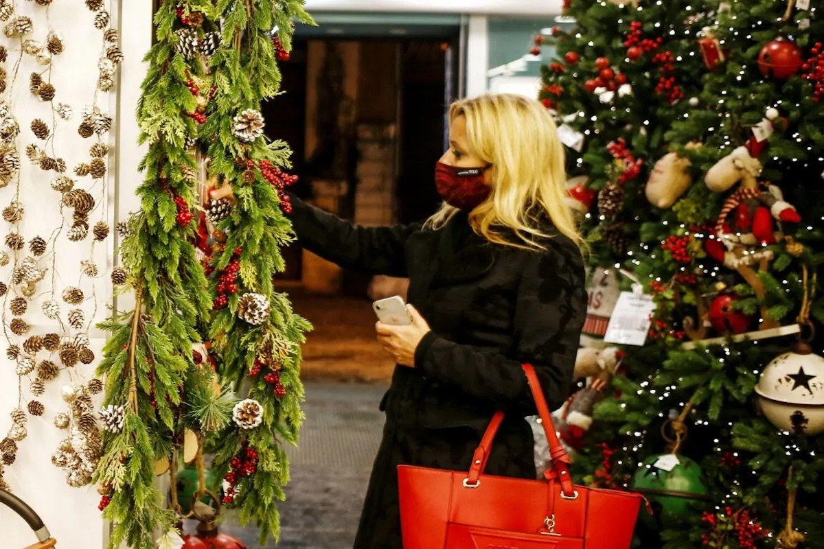 Coldiretti: lo shopping dei regali è quasi concluso