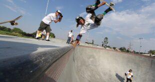 nuovo skate park