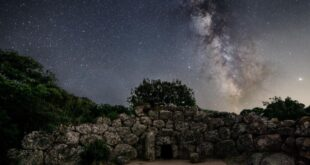 Tomba di giganti, foto Samuel Pinna