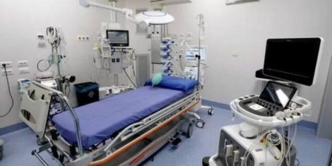 ospedale stanza