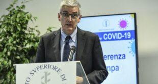 Coronavirus, Brusaferro