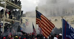 America sotto choc: assalto al Congresso