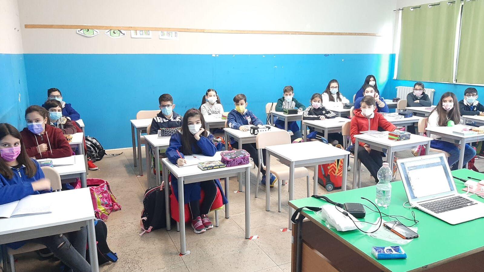 Li Punti: a scuola si parla il Sassarese