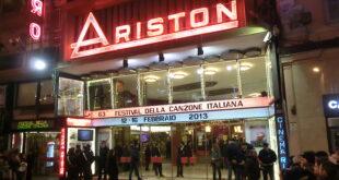 festival Sanremo Teatro Ariston