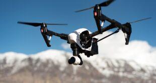 drone, velivolo, marte