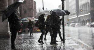 Meteo: da giovedì torna il maltempo sull'Italia