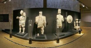 Maria Antonietta Mongiu nel Cda del Museo archeologico