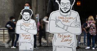 patrick zaki, cagliari, amnesty