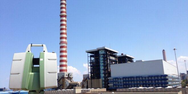 centrale elettrica porto torres