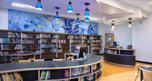 Architettura: biblioteca scolastica