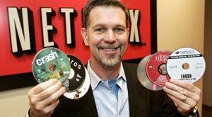Hastings Netflix
