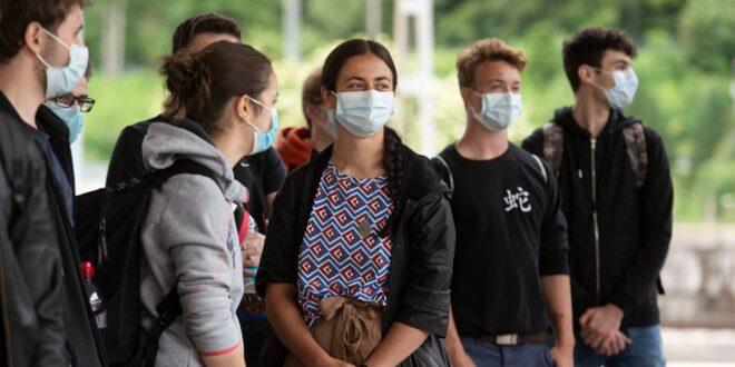 covid mascherina pandemia