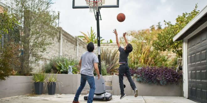 canestri basket sport balcone