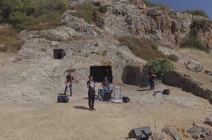 Sardinia Plays the Blues • King Howl @ Necropoli di Montessu