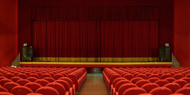 Teatro Cilea tagliato
