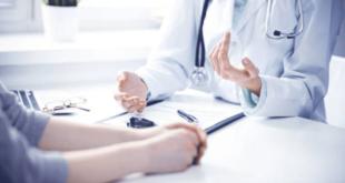 Visita medica imbianchino