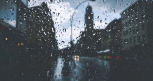 pioggia, venti, centro-sud