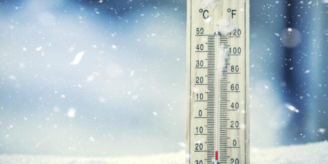 temperature basse freddo neve