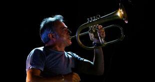 Paolo Fresu (foto di Giampaolo Solitro)