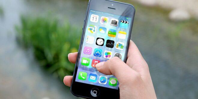 test smartphone tampone covid