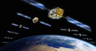satelliti galileo spazio