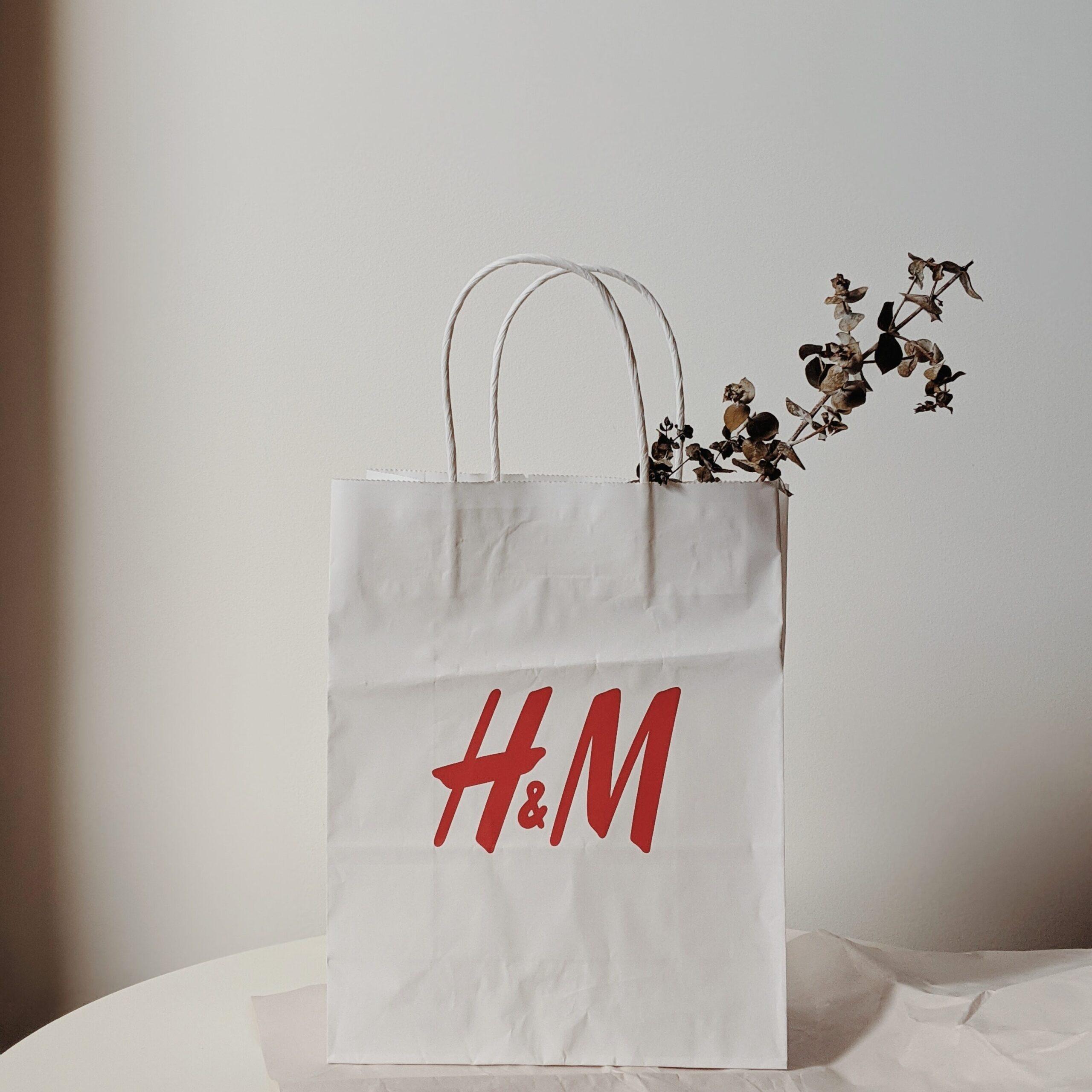 tessile H&M riciclo