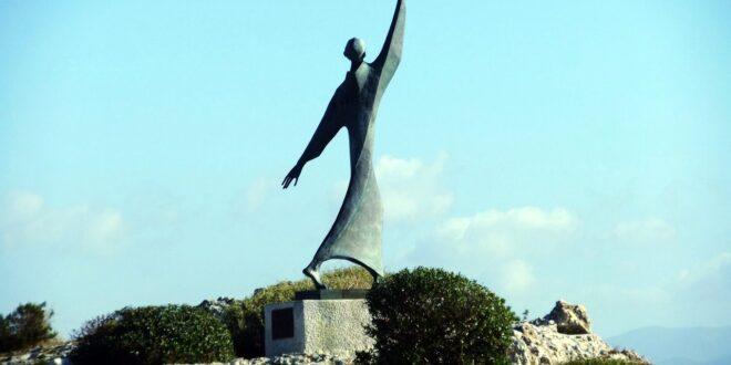 statua di San Francesco-Cagliari