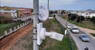 tortoli sistema video sorveglianza