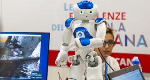 Robot fiera didacta 2021 indire