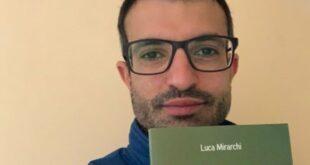 Il giornalista Luca Mirarchi