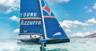 Vela Youth Foiling Gold Cup Azzurra al secondo postoANSA 1000x600 1