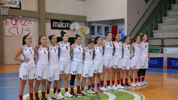 cus cagliari basket femminile
