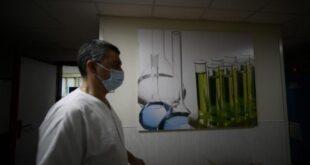 covid medico ospedale tre afp