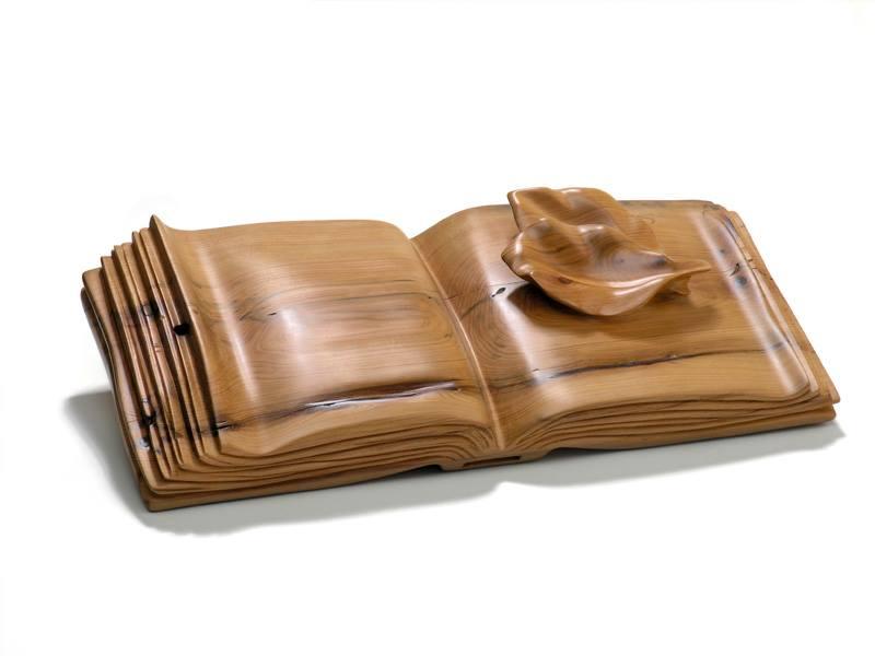 libri di legno 1