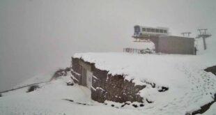 Neve in Sardegna