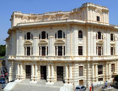 palazzo scienze