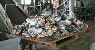 riciclo scarpe